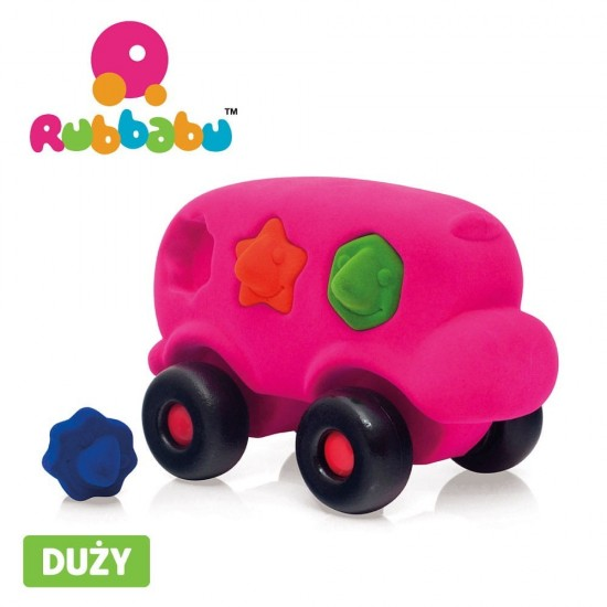 Rubbabu Autobus sorter z 6...