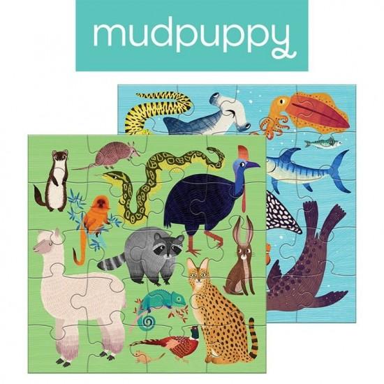 Mudpuppy Puzzle magnetyczne...