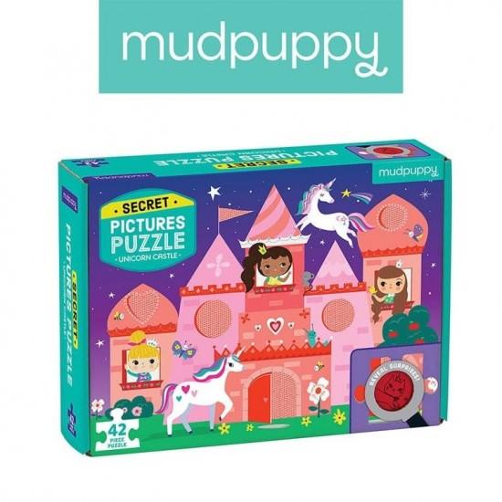Mudpuppy Puzzle z ukrytymi...