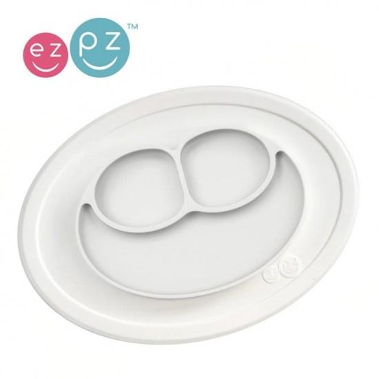 EZPZ -Silikonowy talerzyk z...