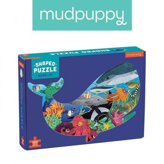 Mudpuppy Puzzle konturowe...