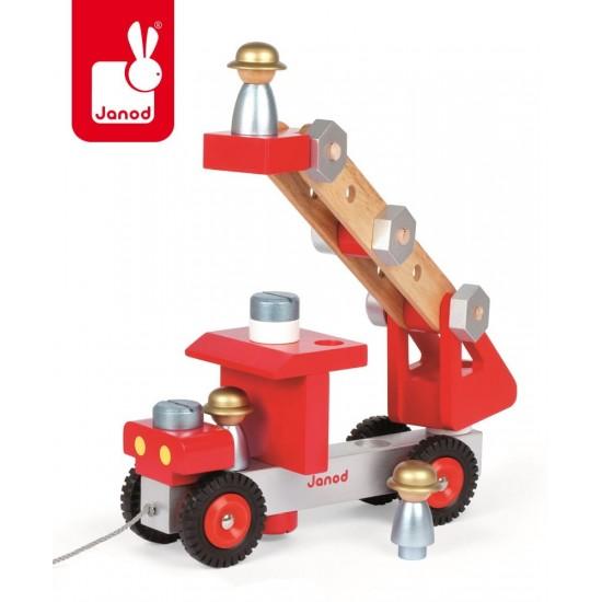 Wóz strażacki do składania...