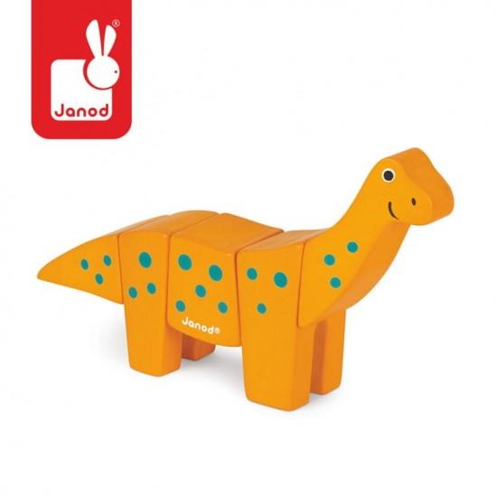 Brachiozaur drewniany do...