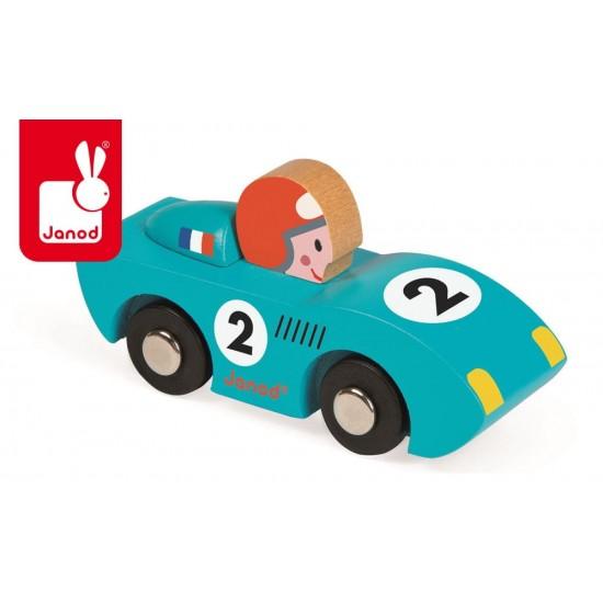 Wyścigówka drewniana Speed...