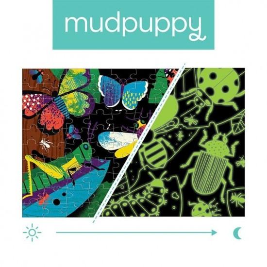 Mudpuppy Puzzle świecące w...
