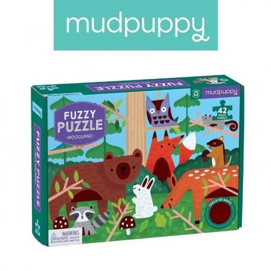 Mudpuppy Puzzle sensoryczne...