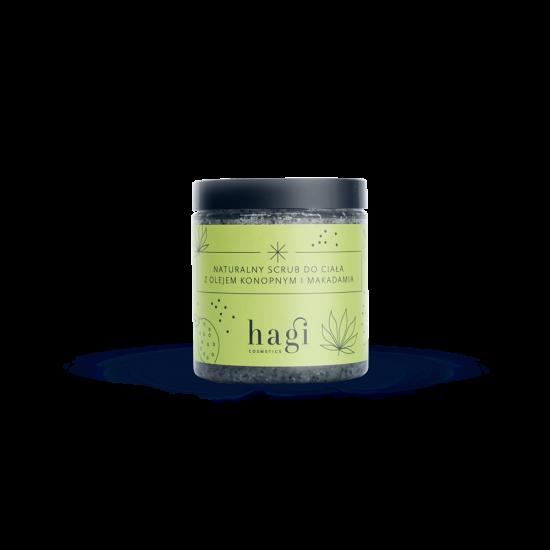 Hagi, Naturalny scrub do...