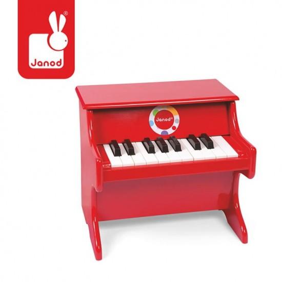 Czerwone pianino Confetti,...