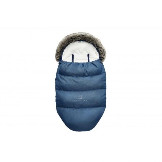 Śpiworek zimowy SNØ 0-9 mcy...