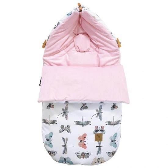 Lanila, Śpiworek Pink Wings...