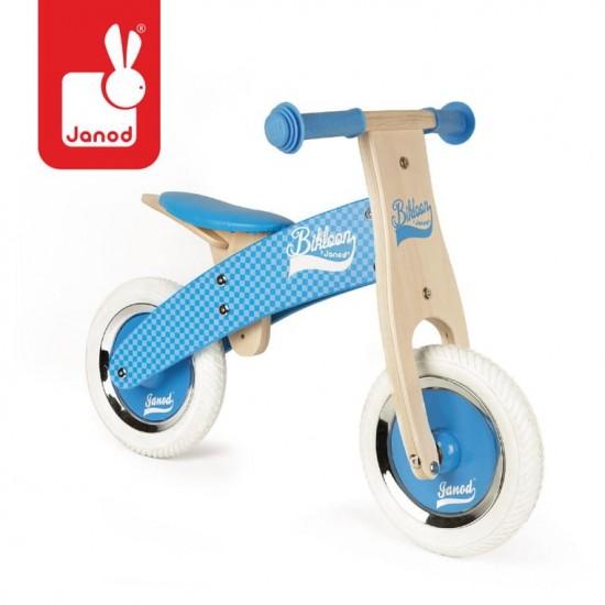 Rowerek biegowy niebieski...