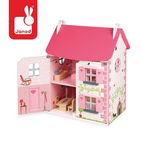 Domek dla lalek z 11...