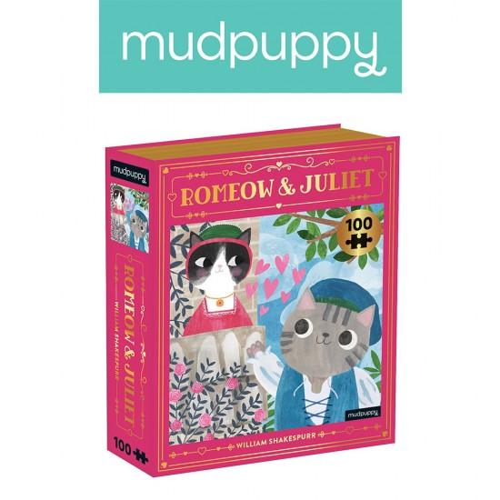 Mudpuppy Puzzle - książka...