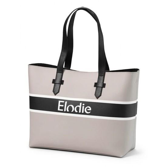 Elodie Details  Torba dla mamy  Saffiano Logo tote