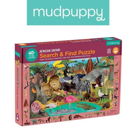 Mudpuppy Puzzle...