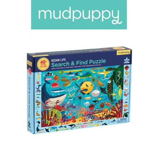 Mudpuppy Puzzle szukaj i...
